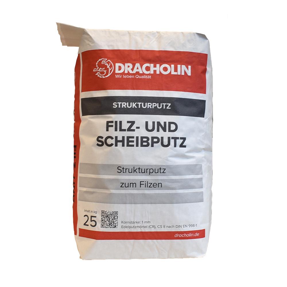 Dracholin Filz- und Scheibputz