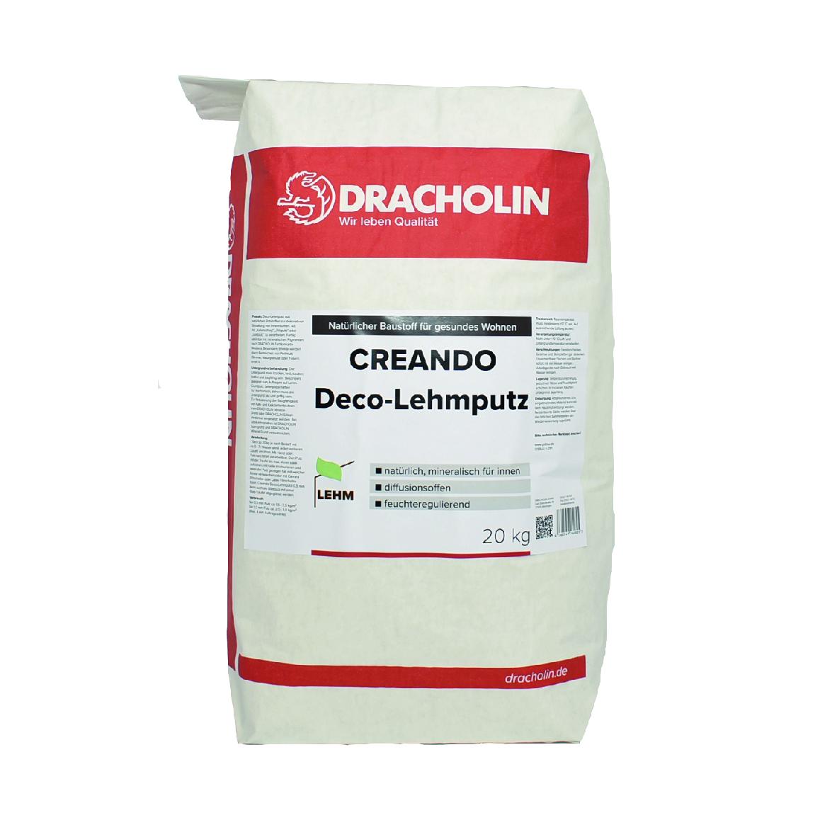 Dracholin CREANDO Lehmputz