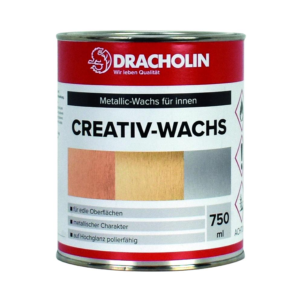 Dracholin Creativ-Wachs gold-bronze