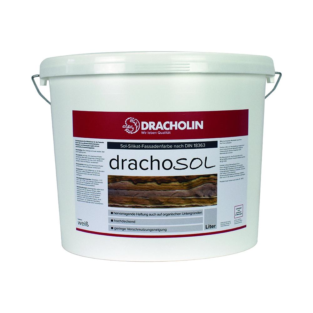 Dracholin Fassadenfarben