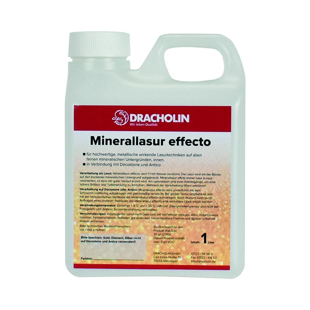 Dracholin Minerallasur effecto