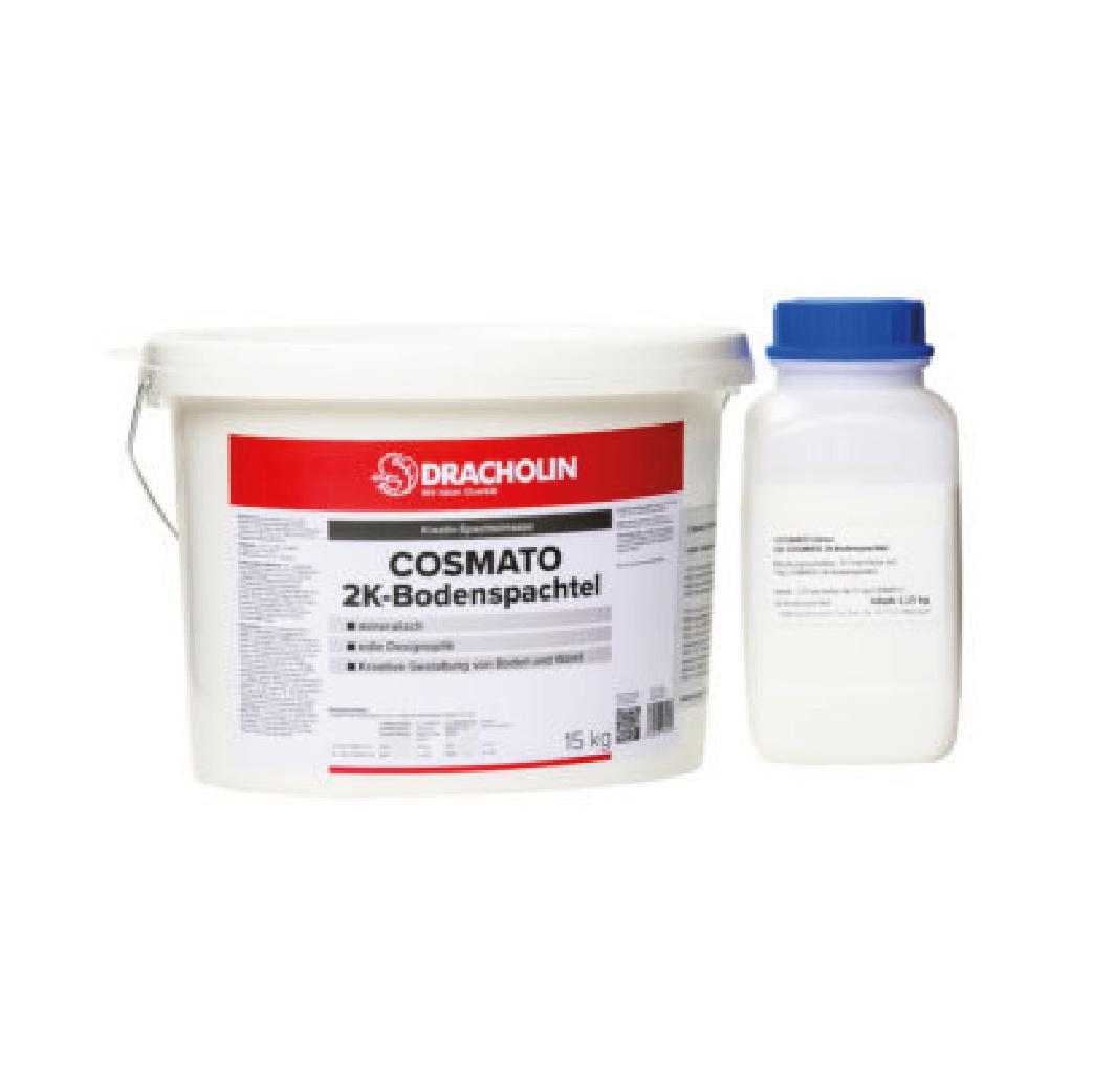 Dracholin COSMATO 2K-Bodenspachtel