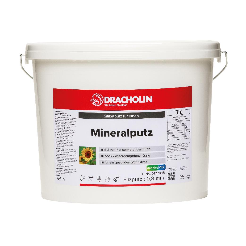 Dracholin Mineral-Filzputz