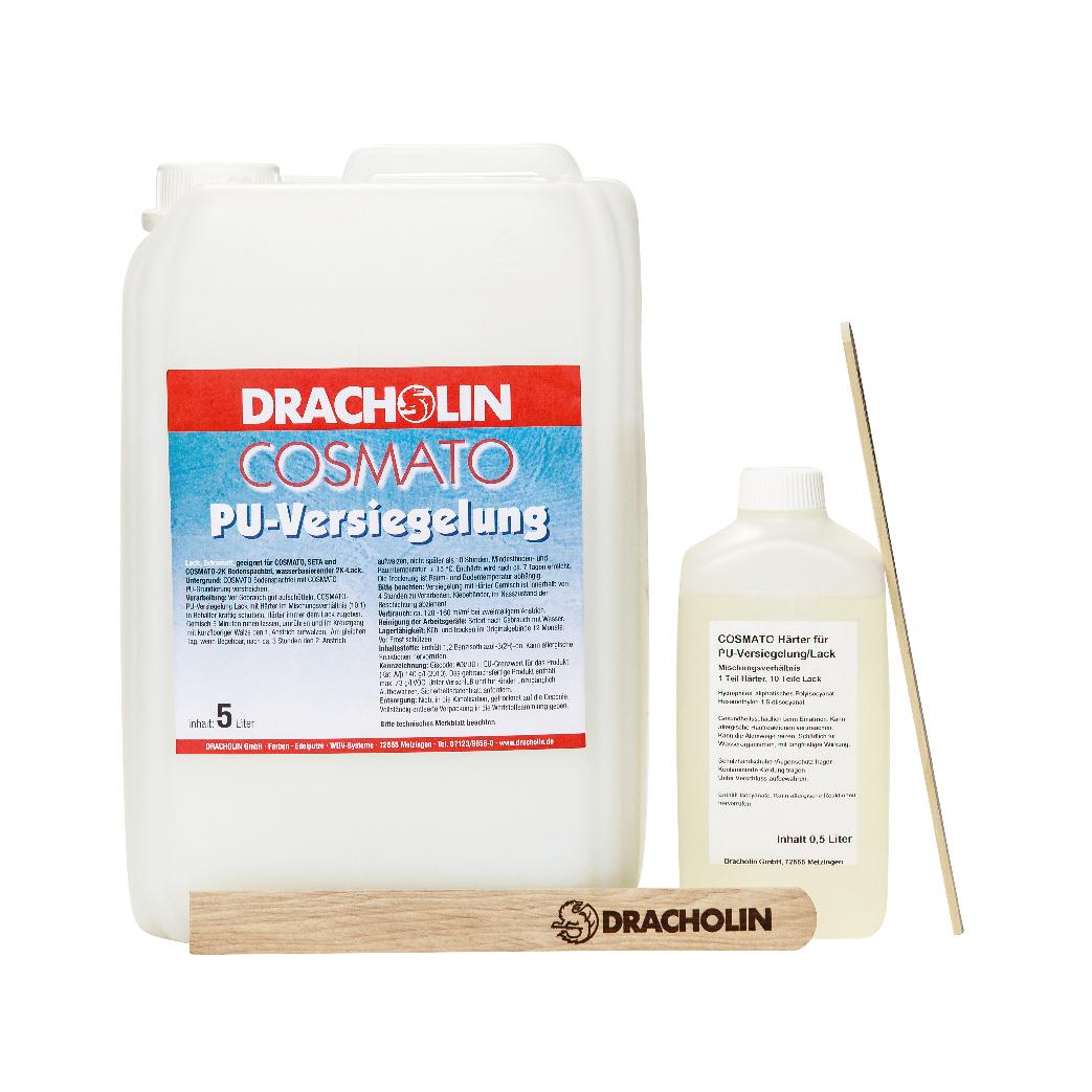 Dracholin COSMATO PU-Versiegelung