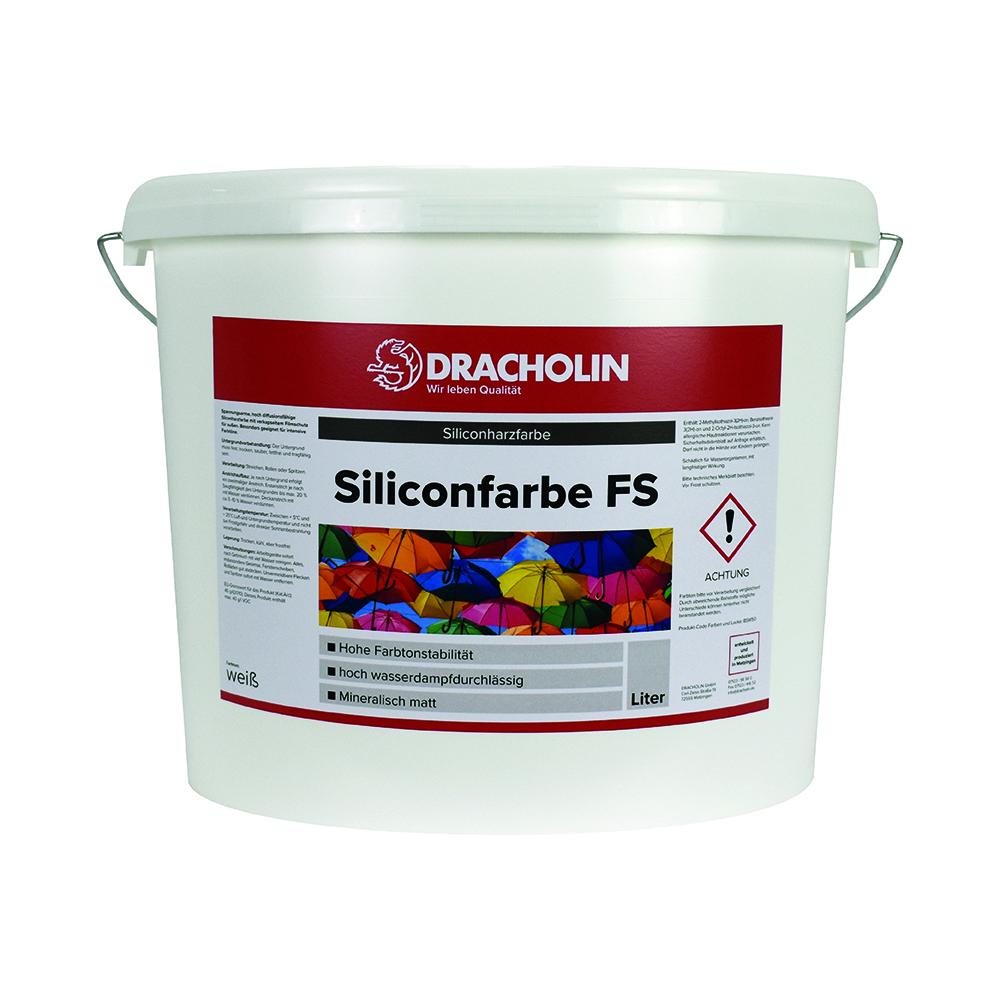 Dracholin Siliconfarbe FS