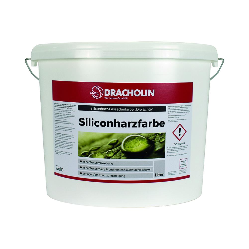 Dracholin Siliconharzfarbe