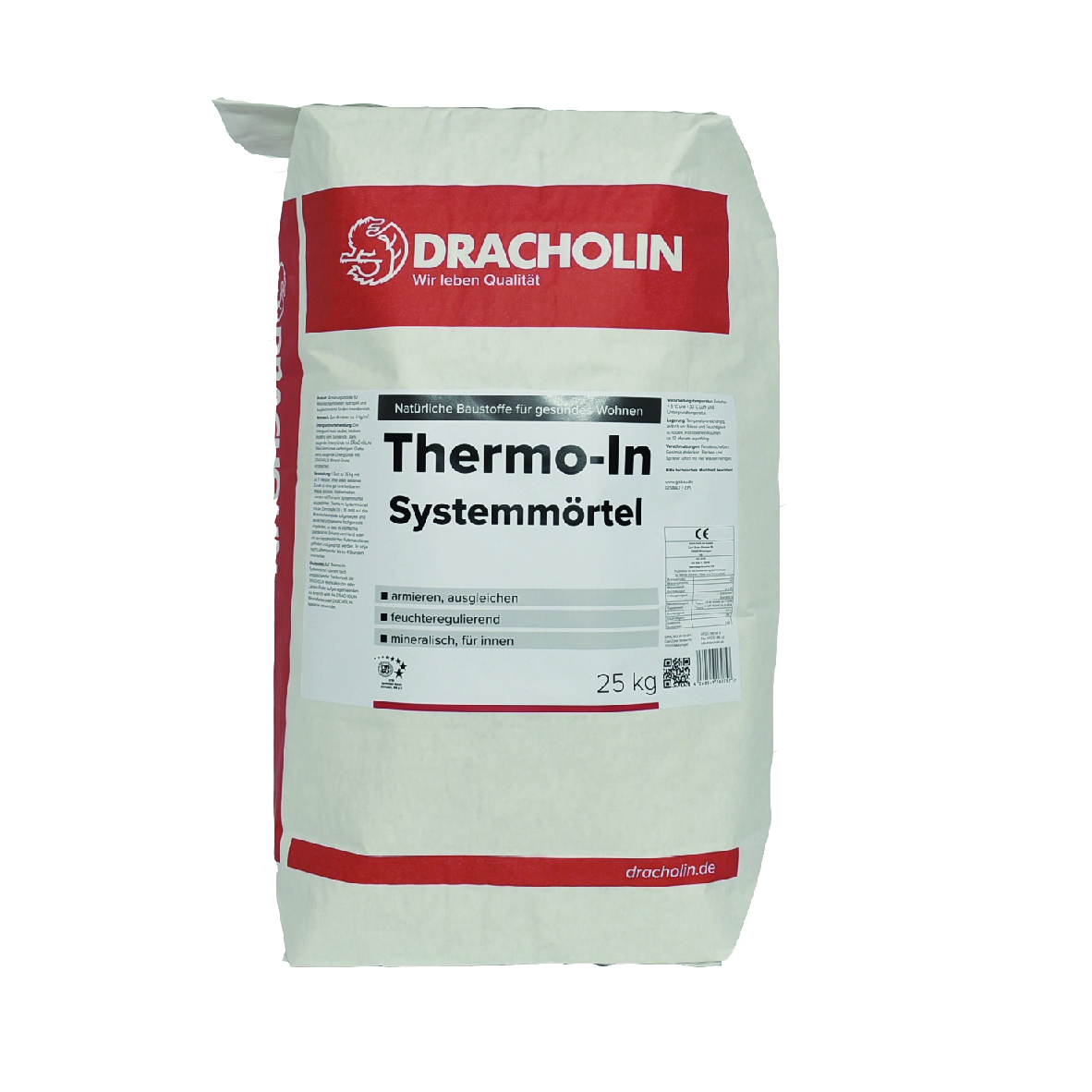 Dracholin Calciumsilikat-Leibungsplatte